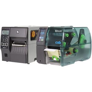 Etikettendrucker (Industrie)