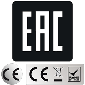 CE & WEEE Labels