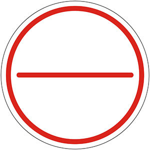 Electrical Circuit Label, Blank, 2 Fields