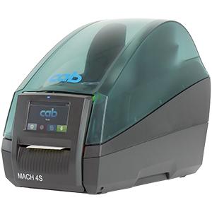 cab MACH 4S Etikettendrucker (Industrie)