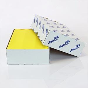 Bogenetiketten Sparpacks für Großverbraucher
