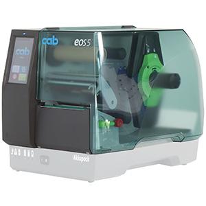 Mobile cab Etikettendrucker