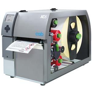 cab XC4 / XC6 Etikettendrucker