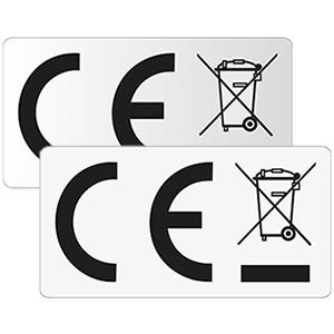 CEWE-Etiketten aus Polyesterfolie