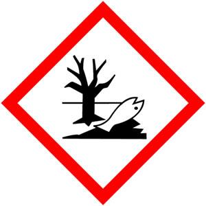 GHS-Symbole: Umweltschädlich