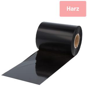 Labelident Harz Farbband, 25,4 mm Rollenkern mit Innenwicklung