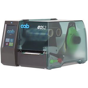 Mobiler cab EOS2 Desktopdrucker