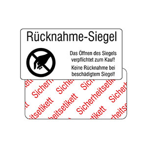 Rectangular Labels