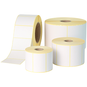 Direct Thermal Labels on Roll