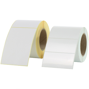 Thermal Transfer Labels on Roll