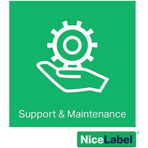 NiceLabel Software Service- und Wartungsvertrag (SMA)