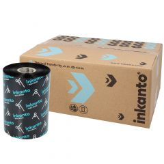 """Armor APR1, wax/resin ribbon 110 mm x 450 m, 1"""" core diameter, ink side out, 10 roll(s)"""