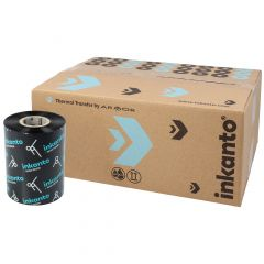 """Armor APR1, wax/resin ribbon 80 mm x 300 m, 1"""" core diameter, ink side out, 10 roll(s)"""