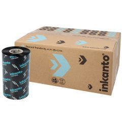 """Armor APR1, wax/resin ribbon 110 mm x 300 m, 1"""" core diameter, ink side out, 10 roll(s)"""