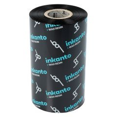 Armor APR6, wax/resin ribbon 100 mm x 300 m, 1 inch (25.4 mm) core diameter, ink side out, 1 roll(s)