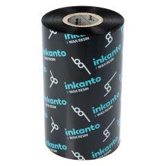 Armor APR6, wax/resin ribbon 110 mm x 300 m, 1 inch (25.4 mm) core diameter, ink side in, 1 roll(s)
