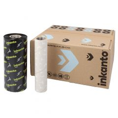 """Armor Armor AWR1, wax ribbon 154 mm x 300 m, 1"""" core diameter, ink side out, 5 roll(s)"""