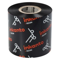 Armor AXR 7+, resin ribbon 60 mm x 300 m, 1 inch (25.4 mm) core diameter, ink side out, 1 roll(s)