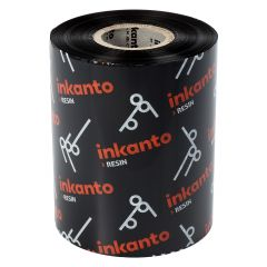 Armor AXR 7+, resin ribbon 80 mm x 300 m, 1 inch (25.4 mm) core diameter, ink side out, 1 roll(s)