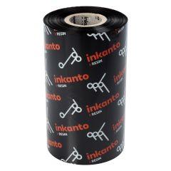 Armor AXR 7+, resin ribbon 110 mm x 300 m, 1 inch (25.4 mm) core diameter, ink side in, 1 roll(s)