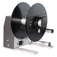 CAB external rewinder, ER1, roll outside-Ø: max. 210 mm