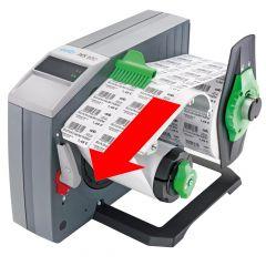 Etikettenspender, HS120, Etikettenbreite min.: 20 mm, Etikettenbreite max.: 120 mm
