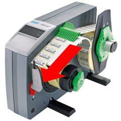 Etikettenspender, HS60, Etikettenbreite min.: 8 mm, Etikettenbreite max.: 65 mm