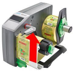 Etikettenspender, VS120, Etikettenbreite min.: 20 mm, Etikettenbreite max.: 120 mm