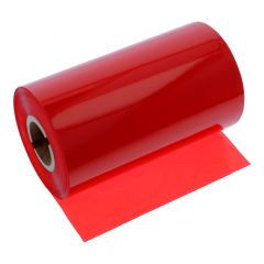 Labelident wax/resin ribbon, 110 mm x 300 m, 25 mm core diameter, ink side out, 1 roll(s)