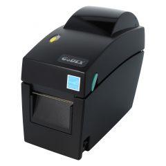 Godex DT2X, 203 dpi Desktopdrucker, Modell mit Abreißkante (GP-DT2X)