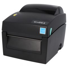 Godex DT4X, 203 dpi desktop printer, base model with tear-off edge (GP-DT4X)