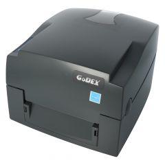 Godex G500-UES, 203 dpi desktop printer, base model with tear-off edge (GP-G500-UES)