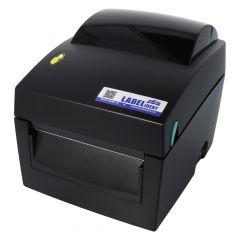 Labelident BP41, 203 dpi Desktopdrucker, Modell mit Abreißkante (BP41)