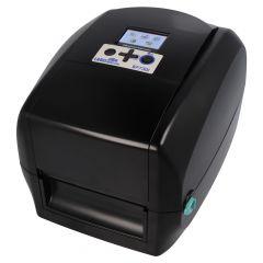 Labelident BP730i, 300 dpi desktop printer, TFT-LCD display, model with tear-off edge (BP730I)