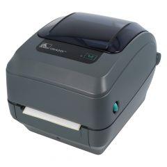 Zebra GK420t, 203 dpi desktop printer, model with tear-off edge (GK42-102520-000)