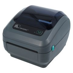Zebra GK420d, 203 dpi Desktopdrucker, Modell mit Abreißkante (GK42-202220-000)