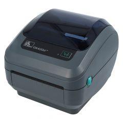 Zebra GK420d, 203 dpi Desktopdrucker, Modell mit Abreißkante (GK42-202520-000)