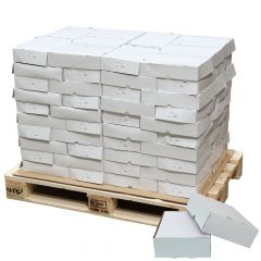 laser labels, A4 sheet, paper, permanent, matte, white, 210 x 297 mm, 50000 label(s)