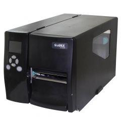 Godex EZ-2250i, 203 dpi Etikettendrucker (Industrie), Farbiges TFT Display, Modell mit Cutter (GP-EZ-2250I-CUT)