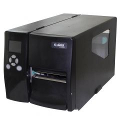 Godex EZ-2250i, 203 dpi Etikettendrucker (Industrie), Farbiges TFT Display, Modell mit Abreißkante (GP-EZ-2250I)