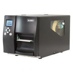 Godex EZ-2350i, 300 dpi Etikettendrucker (Industrie), Farbiges TFT Display, Modell mit Spender, Lineraufwickler (GP-EZ-2350I-SPE)