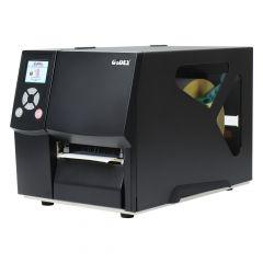 Godex ZX430i, 300 dpi Etikettendrucker (Industrie), TFT-LCD Display, Modell mit Abreißkante (ZX430I)