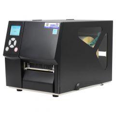 Labelident BPZ430i, 300 dpi Etikettendrucker (Industrie), TFT-LCD Display, Modell mit Abreißkante (BPZ430I)