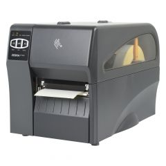Zebra ZT220, 203 dpi Etikettendrucker (Industrie), Modell mit Abreißkante (ZT22042-T0E200FZ)