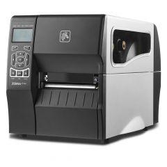 Zebra ZT230, 203 dpi Etikettendrucker (Industrie), LCD Display, Modell mit Spender (ZT23042-T1E200FZ)
