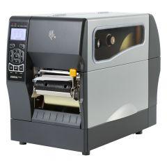 Zebra ZT230, 203 dpi Etikettendrucker (Industrie), LCD Display, Modell mit Spender, Lineraufwickler (ZT23042-T3E200FZ)