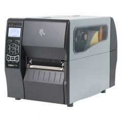Zebra ZT230, 300 dpi Etikettendrucker (Industrie), LCD Display, Modell mit Abreißkante (ZT23043-T0EC00FZ)