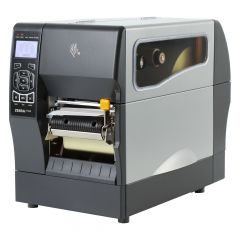 Zebra ZT230, 300 dpi Etikettendrucker (Industrie), LCD Display, Modell mit Spender, Lineraufwickler (ZT23043-T3E200FZ)