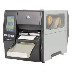 Zebra ZT411, 300 dpi Etikettendrucker (Industrie), Farb-Touchscreen, Modell mit Cutter (ZT41143-T2E0000Z)