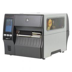 Zebra ZT421, 203 dpi Etikettendrucker (Industrie), Farb-Touchscreen, Modell mit Abreißkante (ZT42162-T0E0000Z)